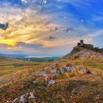 Cetatea-Enisala-din-comuna-Sarichioi